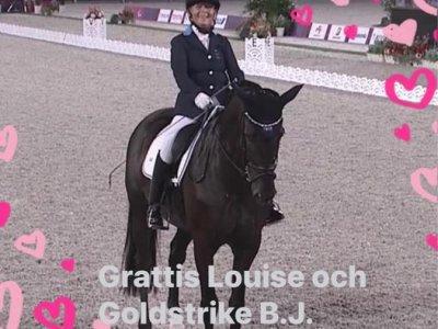 ZILVER op paralympisch spelen in Tokio voor Goldstrike JB en Louise Etzner